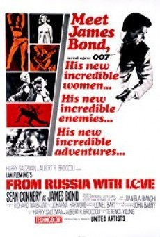 James Bond 007 ภาค 2 From Russia with Love เพชฌฆาต