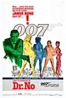 James Bond 007 ภาค 1 Dr.No พยัคฆ์ร้าย 007 (1962)