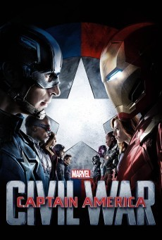 Captain America 3 Civil War กัปตันอเมริกา 3 ซีวิลวอร์