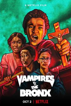 Vampires vs the Bronx (2020) แวมไพร์บุกบรองซ์