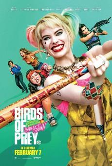 Birds of Prey ทีมนกผู้ล่า กับฮาร์ลีย์ ควินน์ ผู้เริดเชิด