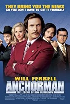 Anchorman The Legend Of Ron Burgundy ประกาศรบ-แต่ดั้นนมาพบรัก