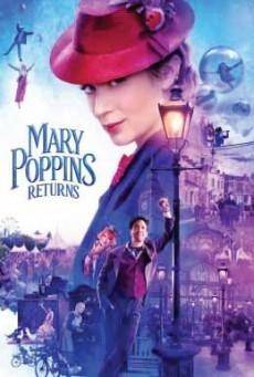 Mary Poppins Returns แมรี่ ป๊อบปิ้นส์ กลับมาแล้ว