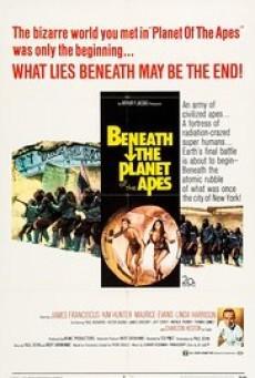 Beneath the Planet of the Apes ผจญภัยพิภพวานร